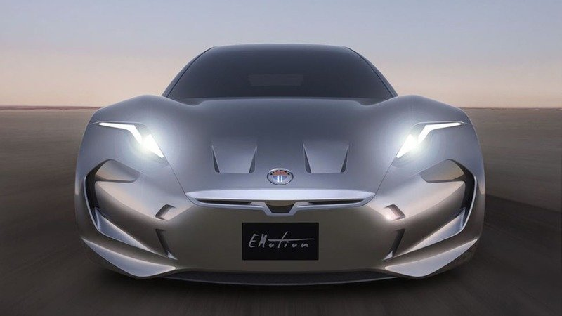 Fisker Finally Moves On From The Mustache Grille!