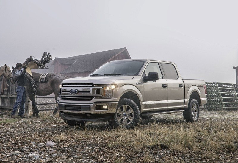 Ford Announces Power Specs for 2018 F-150, Expedition