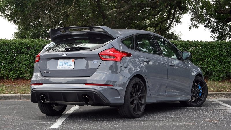 2016 Ford Focus RS – Driven Exterior High Resolution - image 718861