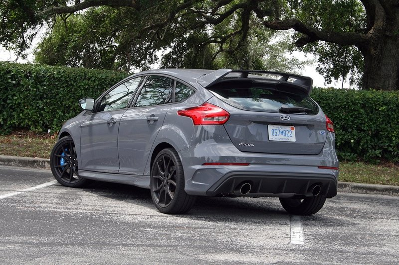 2016 Ford Focus RS – Driven Exterior High Resolution - image 718777