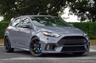 2016 Ford Focus RS – Driven - image 718773