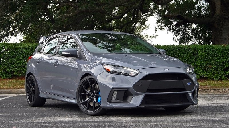 2016 Ford Focus RS – Driven Exterior High Resolution - image 718773