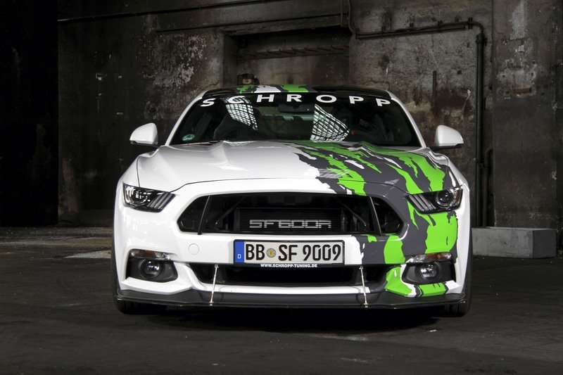 2017 Ford Mustang SF600R By Schropp Tuning Exterior High Resolution - image 718990