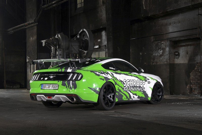 2017 Ford Mustang SF600R By Schropp Tuning Exterior High Resolution - image 718991