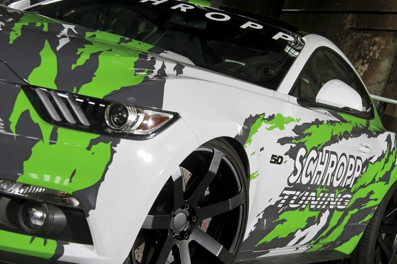 2017 Ford Mustang SF600R By Schropp Tuning Exterior High Resolution - image 718984