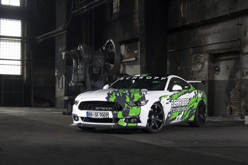 2017 Ford Mustang SF600R By Schropp Tuning Exterior High Resolution - image 718980