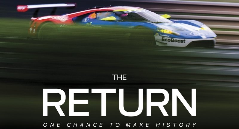 "Ford's ""The Return"" Documentary Is Now Up On Amazon Prime"