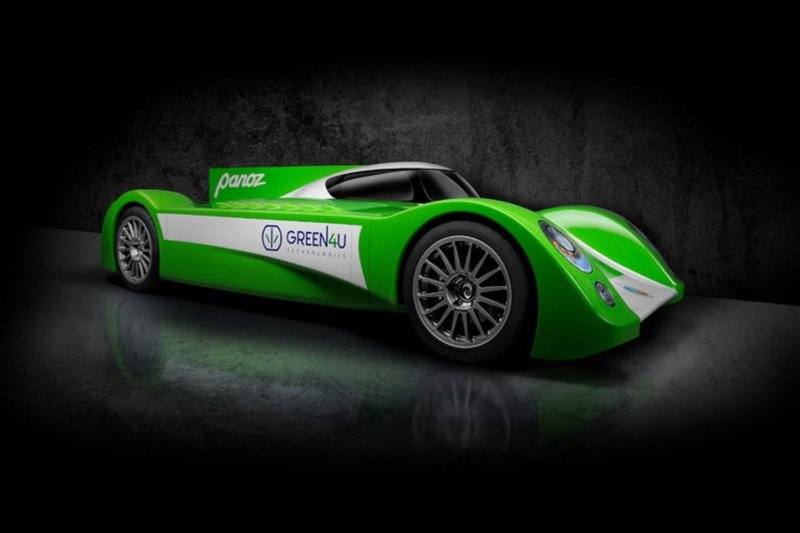 2018 Green4U Panoz GT-EV Exterior High Resolution - image 720809