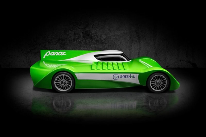 2018 Green4U Panoz GT-EV Exterior High Resolution - image 720810