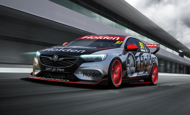 Here's the Only New-Generation Holden Commodore that Still Has a V-8!