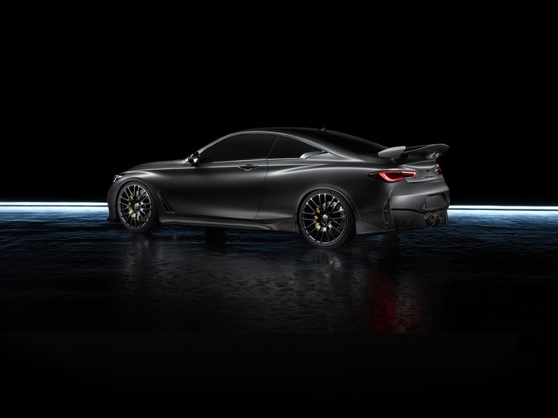 Is The Infiniti Q60 Project Black S Headed For A Production Run? Exterior High Resolution - image 719932