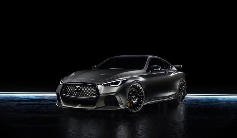 Is The Infiniti Q60 Project Black S Headed For A Production Run? Exterior High Resolution - image 719934