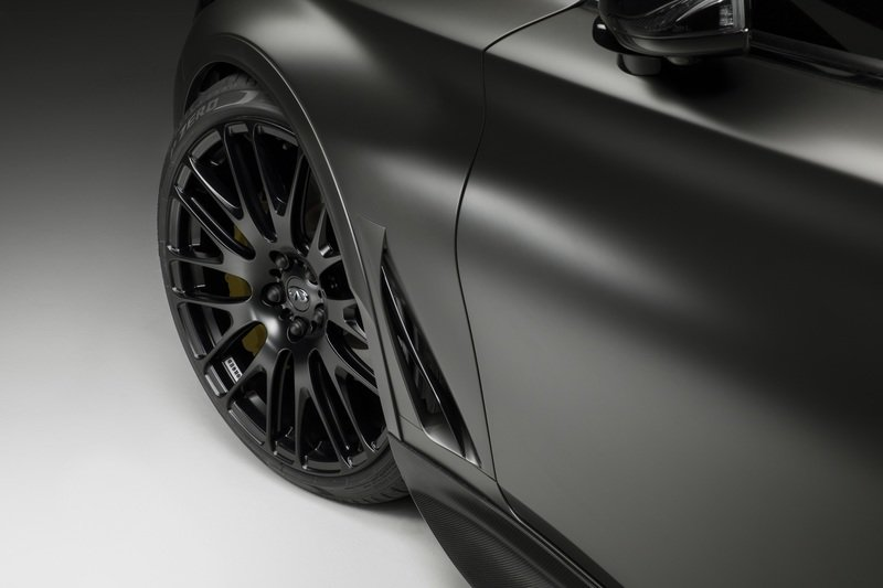 Is The Infiniti Q60 Project Black S Headed For A Production Run? Exterior High Resolution - image 719946