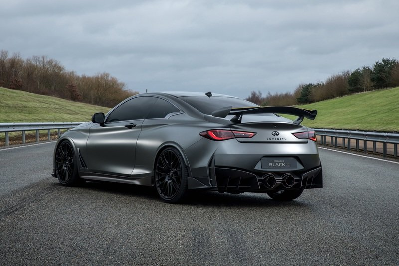Is The Infiniti Q60 Project Black S Headed For A Production Run? Exterior High Resolution - image 719930
