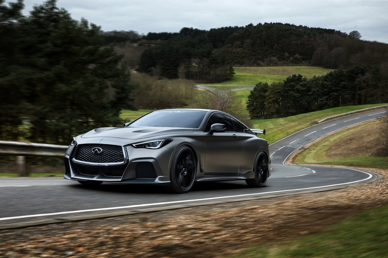 Is The Infiniti Q60 Project Black S Headed For A Production Run? Exterior High Resolution - image 719923
