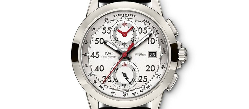 IWC Schaffhausen Pays Tribute To AMG's 50th Anniversary The Only Way It Knows How