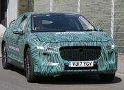 Mercedes-Benz EQC vs Jaguar I-Pace - image 721314