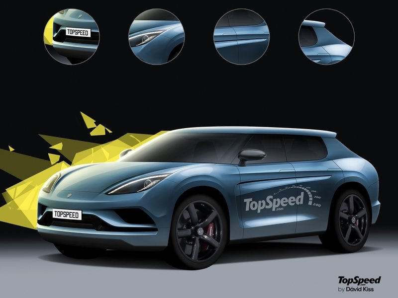 2020 Koenigsegg SUV Computer Renderings and Photoshop Exclusive Renderings Exterior - image 720818