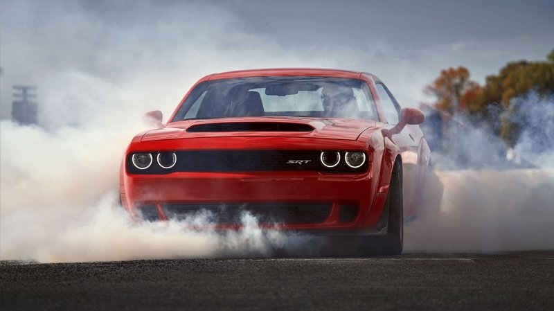 Make Sure You Abide By Dodge's Rules Before You Buy A Challenger SRT Demon
