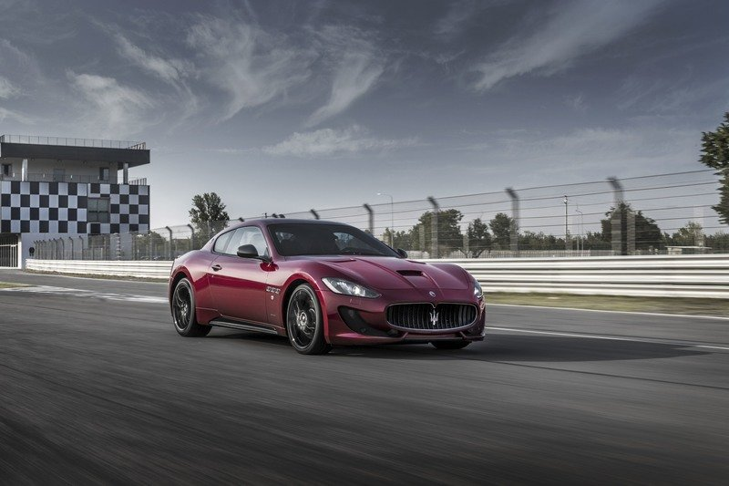2018 Maserati GranTurismo High Resolution Exterior - image 721837