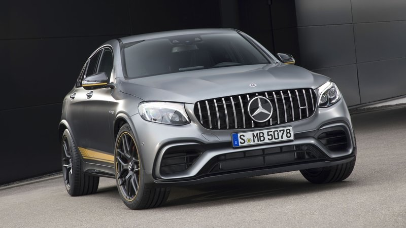 2018 Mercedes-AMG GLC 63 Edition 1