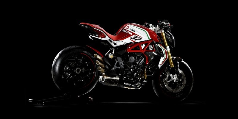 2017 MV Agusta Dragster 800 RC Exterior High Resolution - image 721089