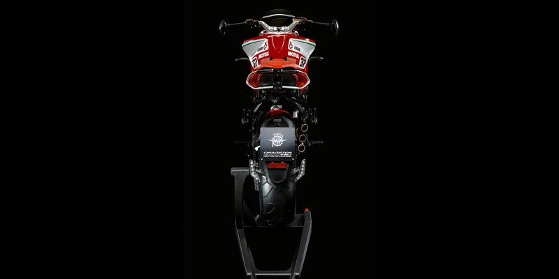 2017 MV Agusta Dragster 800 RC Exterior High Resolution - image 721090