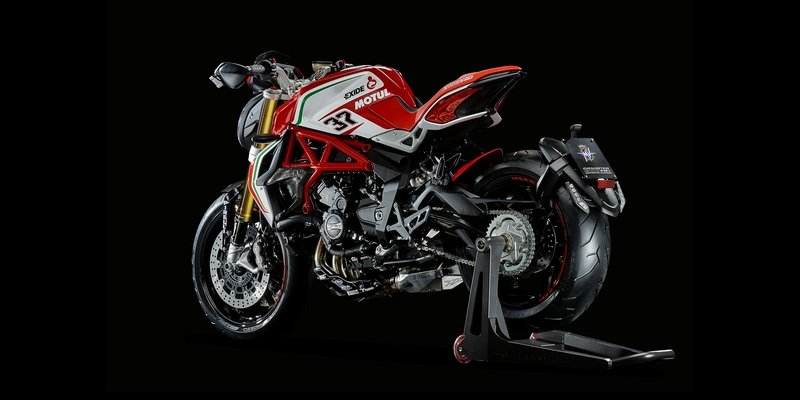 2017 MV Agusta Dragster 800 RC Exterior High Resolution - image 721091