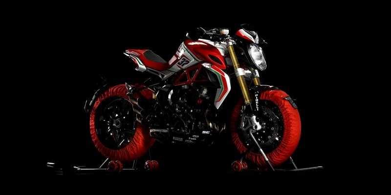 2017 MV Agusta Dragster 800 RC Exterior High Resolution - image 721095