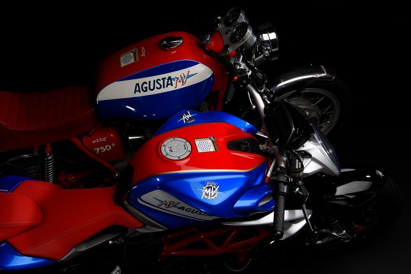MV Agusta is giving us the