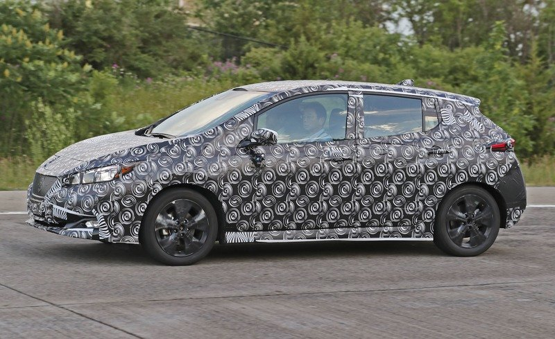 2018 Nissan Leaf to Get Magical