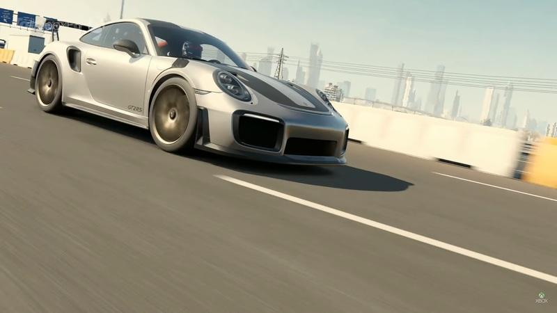 Xbox One X Is Taking Forza 7 To A Whole New Level