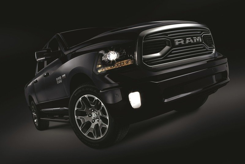 2017 Ram Limited Tungsten Edition High Resolution Exterior - image 721489