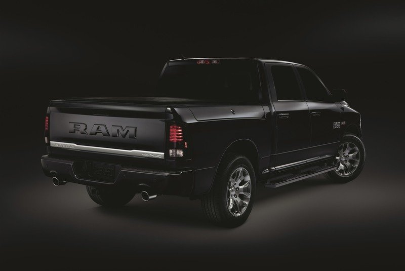 2017 Ram Limited Tungsten Edition High Resolution Exterior - image 721491