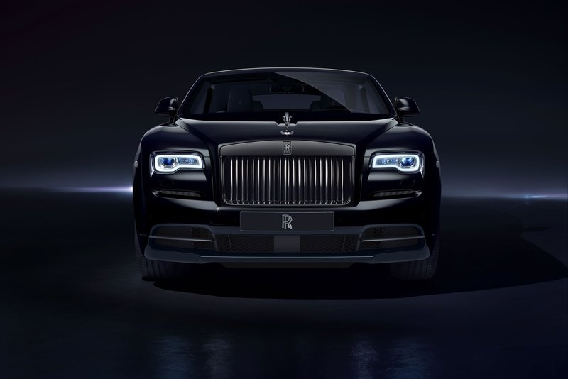 2017 Rolls Royce Dawn Black Badge Exterior High Resolution Wallpaper quality - image 721727
