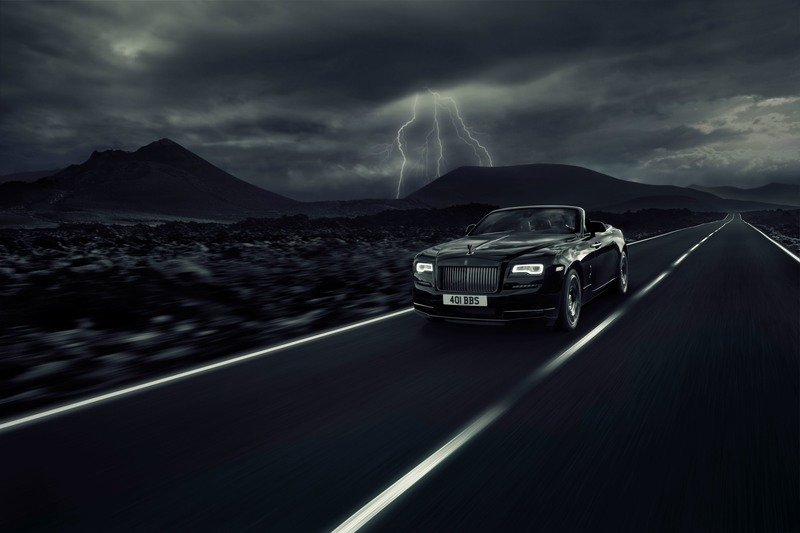 2017 Rolls Royce Dawn Black Badge Exterior High Resolution Wallpaper quality - image 721676