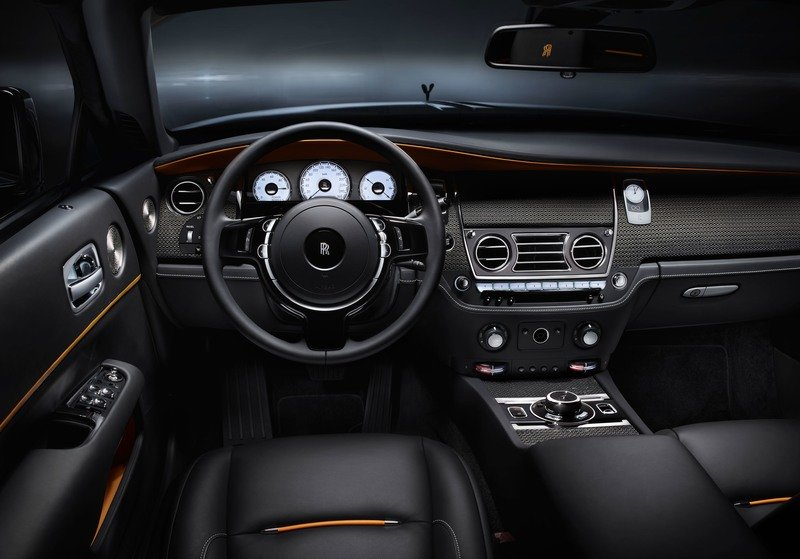 2017 Rolls Royce Dawn Black Badge Interior High Resolution Wallpaper quality - image 721672