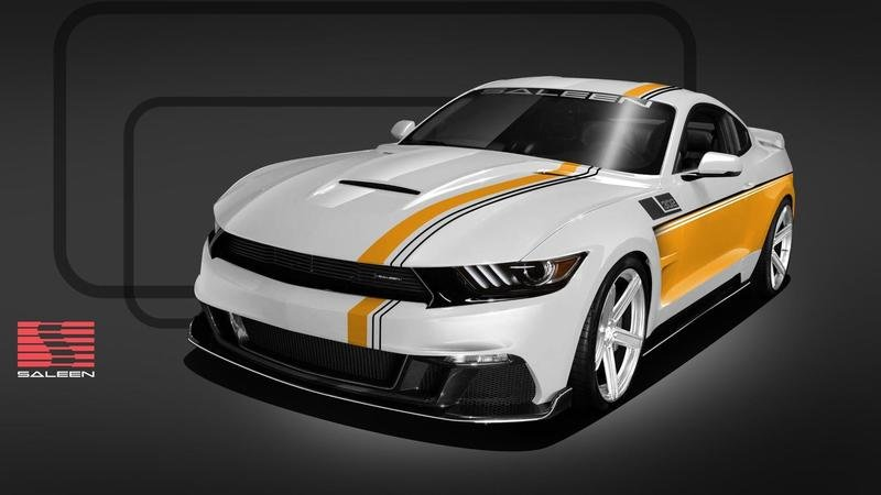 2018 Saleen Championship Edition Mustang High Resolution Exterior - image 718845