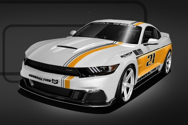 2018 Saleen Championship Edition Mustang High Resolution Exterior - image 718935