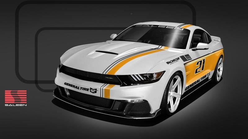 2018 Saleen Championship Edition Mustang High Resolution Exterior - image 718844