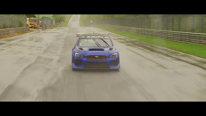 2018 Subaru WRX STI Type RA Exterior High Resolution - image 718948