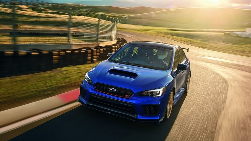Subaru Unveils Beefed-up WRX STI Type RA and BRZ tS for 2018