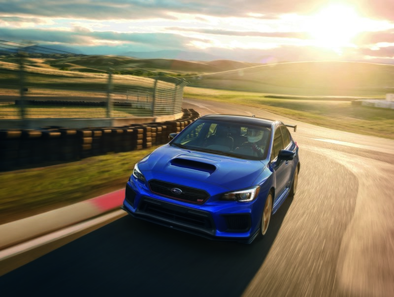 2018 Subaru WRX STI Type RA High Resolution Exterior - image 719487