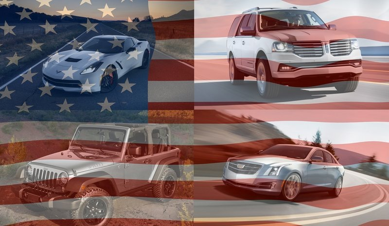The 10 Most-American cars Built in 2017