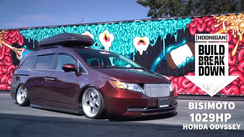 The Hoonigan Crew And Bisimoto Prove The Fix For Uncool Is More Horsepower: Video