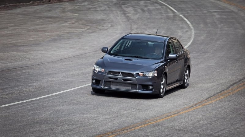 The Lancer Evo Could Come Back... As a Freaking SUV...
