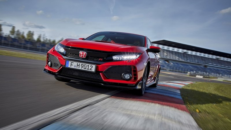 The Law Of Supply And Demand Is In Full Effect With The Honda Civic Type R