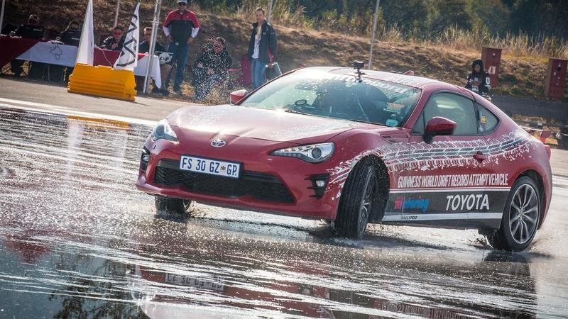 The Toyota GT 86 Re-Establishes Its Claim As The King Of Endurance Drifting