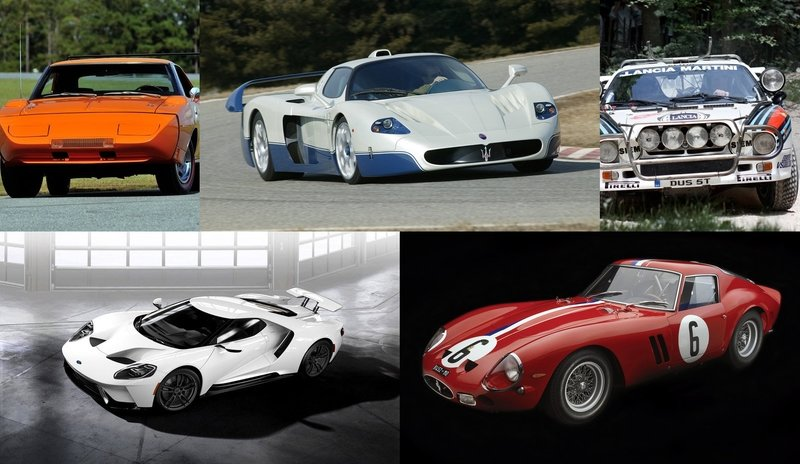 TopSpeed's Top 10 Race Car Homologation Specials