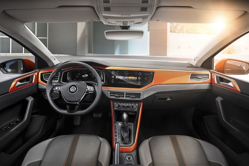 2018 Volkswagen Polo Interior High Resolution Wallpaper quality - image 720729